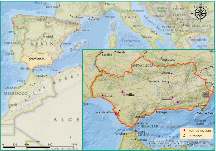 AndalucíaTour