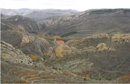 Parque geológico de Aliaga